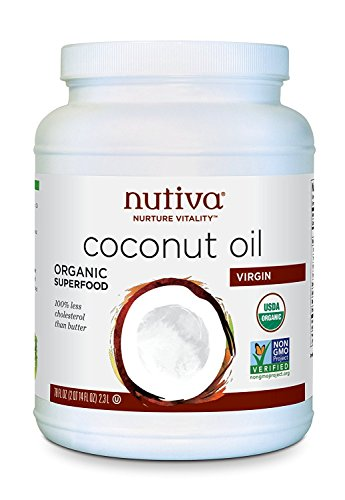 Best coconut oil for dogs benefits uses 2018 review for Fish oil dosage for dogs