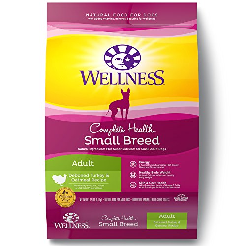 Wellness Complete Health Small Breed Adult Dry Dog Food