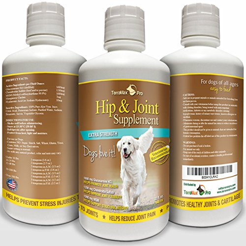 TerraMax Pro Joint Supplement For Dogs