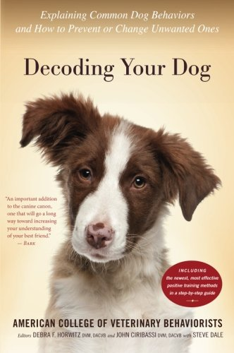 Decoding Your Dog - Explaining Behaviors