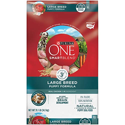 Purina ONE SmartBlend Natural Large Breed Formula Puppy