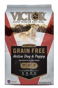 Victor Dog Food Grain-Free Active Dog and Puppy