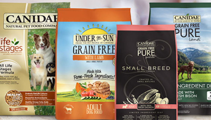 Canidae Dog Foods