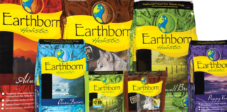 Earthborn Hollistic Dog Food