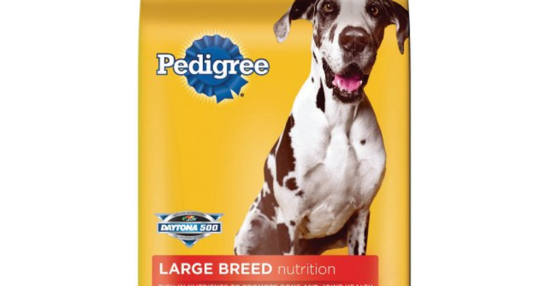 Pedigree Large Breed Dog Food