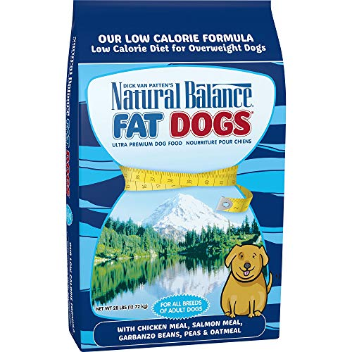 Natural Balance Fat Dogs Dry Dog Food