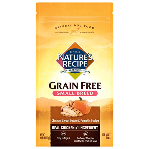 Nature's Recipe Grain Free Small Breed