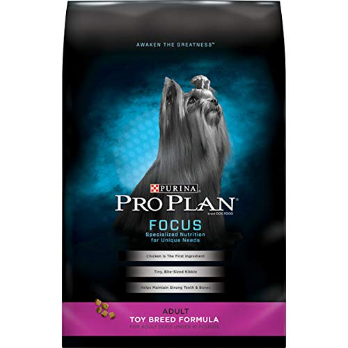 Purina Pro Plan Small & Toy Breed Formula